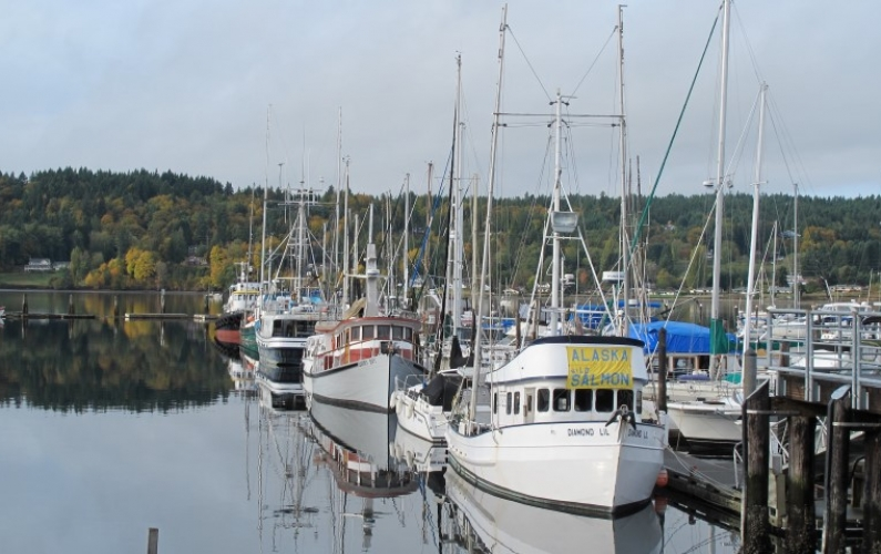 Off-the-Boat Sales, Washington State